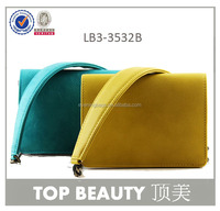 Designer leather handbags made in china