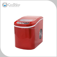 Luxury 220V Portable Ice Maker With Whirlpool Design For Home Use