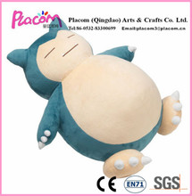 2016Hot Sale New Cute Official Jumbo Snorlax Pokemon Plush Toy Nintendo Stuffed Animal Doll for Wholesale