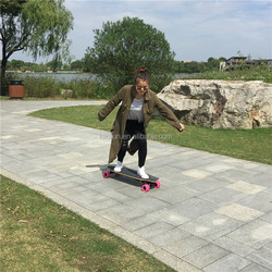 wholesale waterproof longboard trucks skateboard for offroad electric skate board