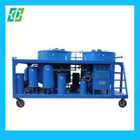 Automatic Backwashing Oil Purification Plant