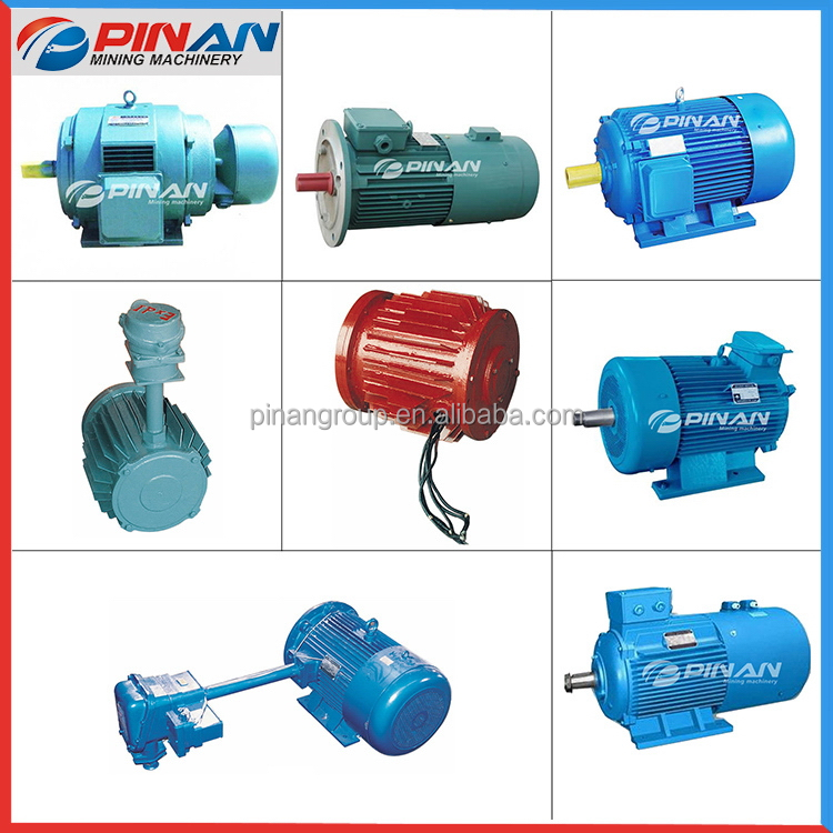 Factory quality yr low voltage slip ring motor