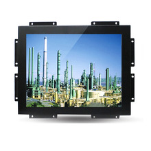 15inch Metal case embedded Open Frame touch screen Industrial LCD Monitor