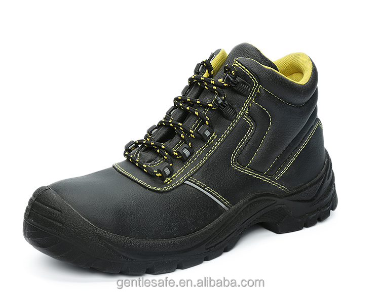 2015 China high heel steel toe safety shoes