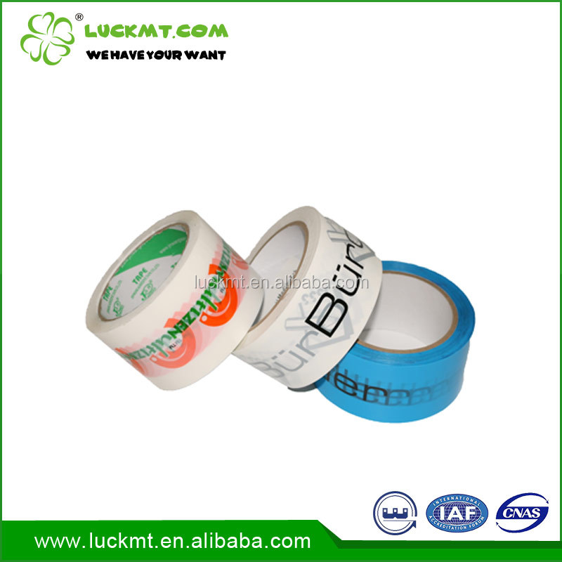 Different Size Stickness Printed Opp Adhesive Packing Tape