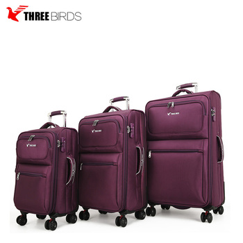 2018 Good Quality And Competitive Price Aluminum Travelling Luggage Suitcase