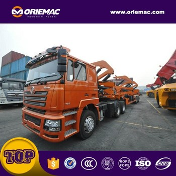 Oriemac 37ton self-loading container side lifter trailer MQH37
