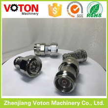 good quality 4.3/1.0 to N series connectors Mini Din type plug/jack to N plug/jack straight adapter rf connectors