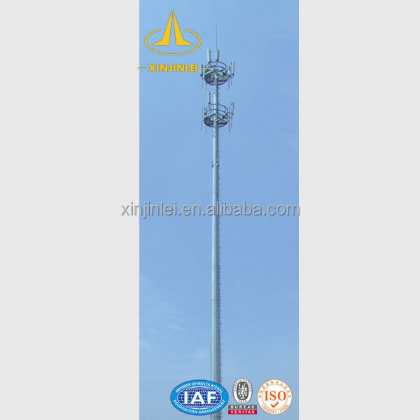 18m (60ft) Mobile Antenna Telescopic Mast