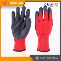 Xinhong Anti Slip Palm dotted Micro Foam Nitrile Work Gloves with free sample offer