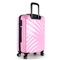 spinner colourful PC trolley luggage