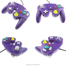 usb game controller for gamecube compatible with windows and Mac purple