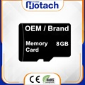 Memory Card Class6 8GB China TF Cards With Retail Packing