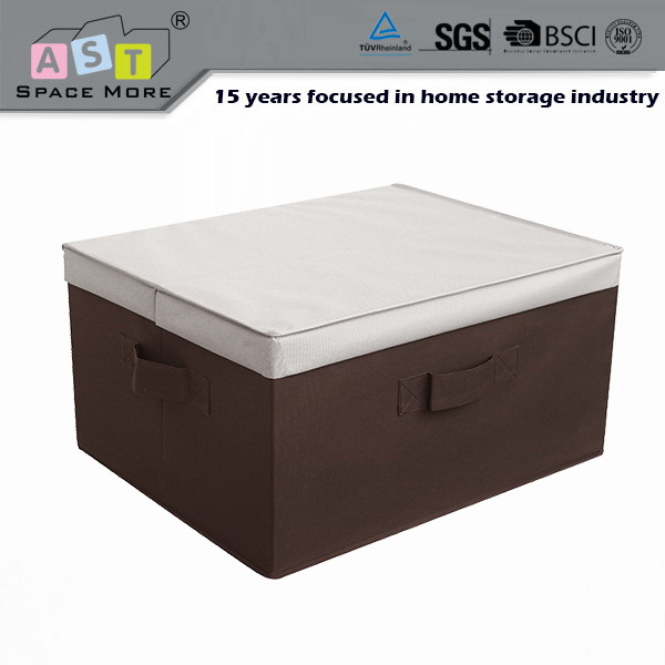 Quality durable most popular clothes storage box doll storage boxes