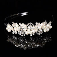 Wholesale Wedding hair accessories bridal headpiece beauty pageant crown tiaras