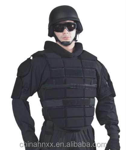 Upper Body and Shoulder Protector tactical bulletproof vests
