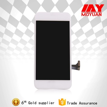 original new LCD For iPhone 7 lcd screen assembly white and black