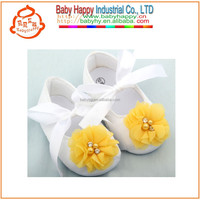 2013 Hot Sales Hand Made Crochet Baby Shoes