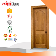 ASICO Traditional Prefinished Panelled Solid Oak Door with Raised Mouldings