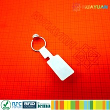 Tamper proof design EPC global Class 1 Gen 2 UHF RFID Jewelry Tag
