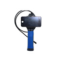 Portable 7mm Industrial Endoscope Borescope Wifi Camera Battery Included