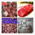 Meat Dicing Machine, Frozen/Fresh Meat Cube Cutter, Meat Dicer