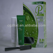 chlorophyll magic comb hair dye