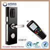 Wholesale electronic digital rf key smart euro hotel card door lock management software