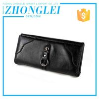 Top Grade Tri Fold Sale Cheap Women Purses