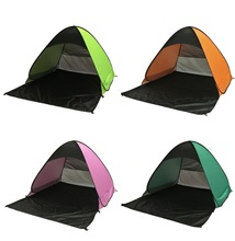 Automatic Pop Up Beach Tent Instant Portable Quick Cabana Sun Shelter for camping