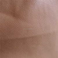 Soft pu car mat synthetic leather fabric car seat material