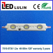 alibaba gold supplier 12v led light samsung 5730 smd module warranty 3 years for light up letters