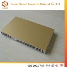 Fire Resistance Aluminium Alloy Honeycomb Heat Resistant Wall Panels