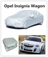 hot sell pvc covers portable folding car garage waterproof and uv protection Car Cover For Opel Insignia Wagon
