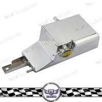 car spare parts aluminum radiator coolant overflow tank