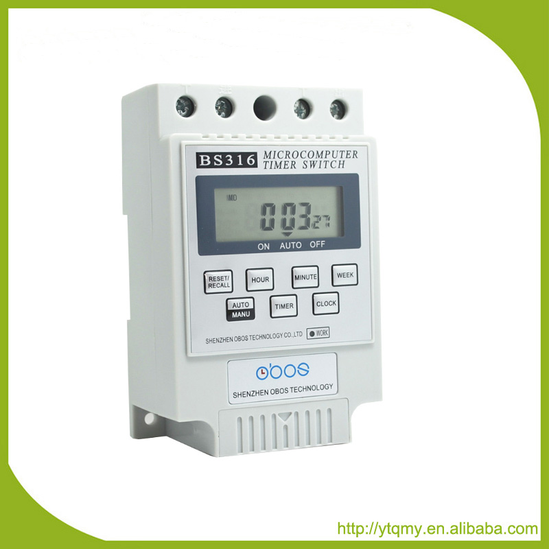 Factory Direct Sale Types of Mechanical Timer BS316