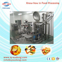High Quality Fruit Crispy Chips Processing Machine-Vacuum Frying & potato vacuum Fryer BVF-60