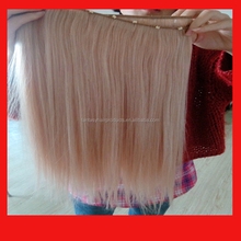 alibaba express micro bead hair weft 100% human hair factory price new style cheap micro bead human hair extensions