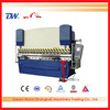 WC67Y-100T/3200 hydraulic benders , auto bender machine for die cutting