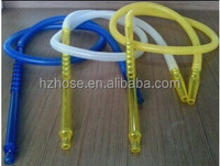 Food-grade Disposable shisha hose plastic hookah hose