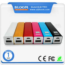 Popular 2200 mAh Cube USB Charger Power Bank for Lenovo K900 VIBE X2