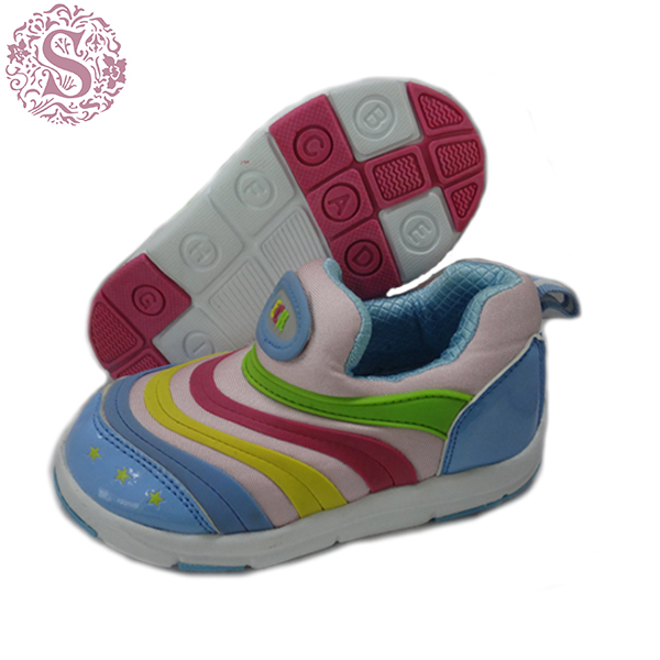 Sports Casual Baby Girl Shoes In Bulk