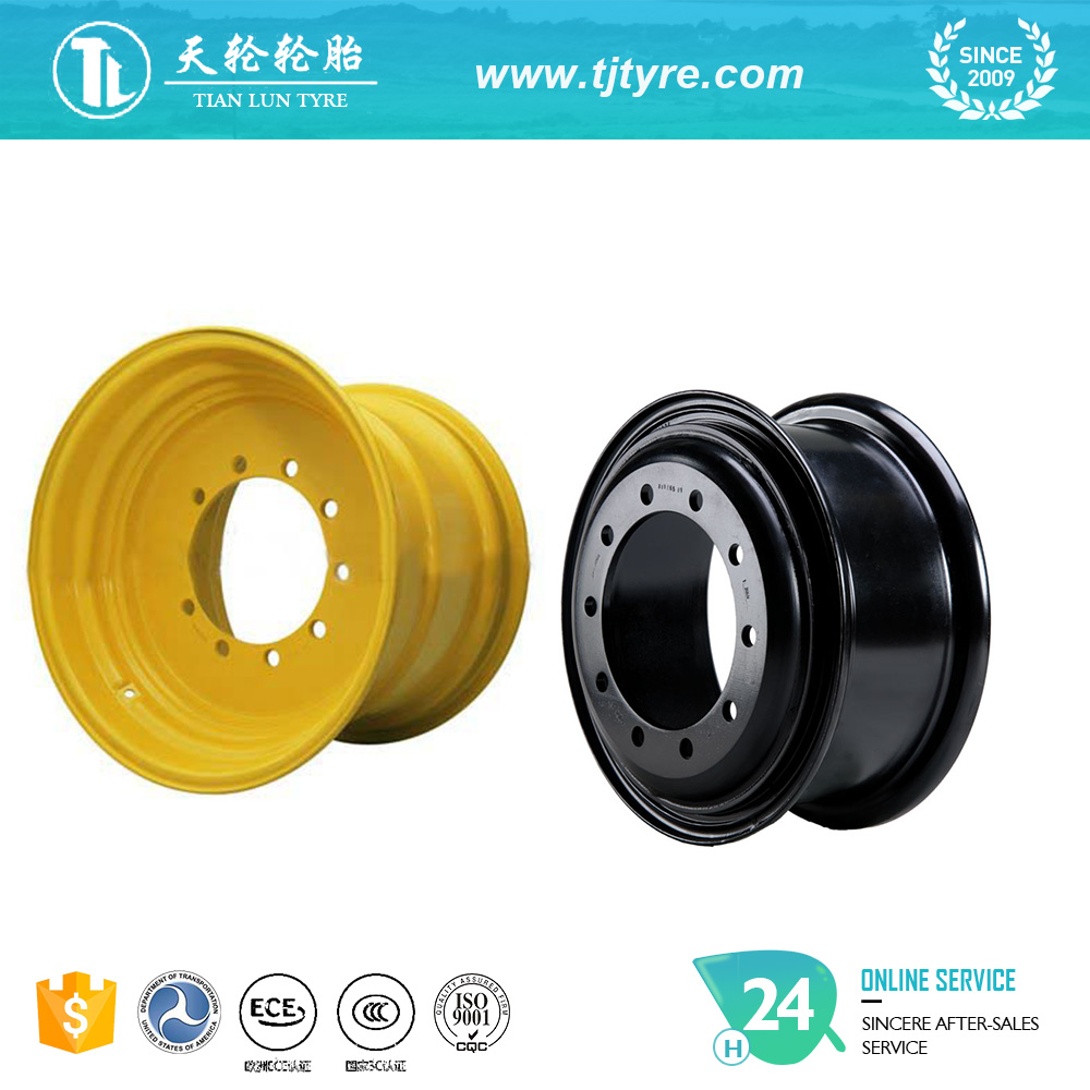 wholesale forklift parts All size forklift wheel rim for tyre