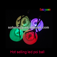Cheapest Light Up Led Poi Ball