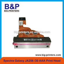 Original and 100% New ,vuetk printer Print head Spectra GALAXY JA 256 AAA print head For VUTEk PV200/600 / PV180/600 printer
