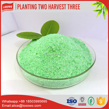 High quality micronutrient macroelement fertilizer, NPK 15-5-35 Cu+Fe+Mn+Zn+B