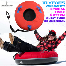 2016 New Commerical Heavy Duty Inflatable Towable Snow Tube with Cover