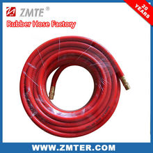 High Pressure Rubber Flexible Compressor and Cutting Flexible 1/4 inch Rubber Air Hoses