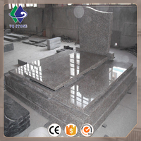 Factory Price Cheap Double Tombstones In