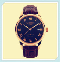 Watch Manufacture SKMEI A007 Winner Mechanical Watch With Genuine Leather Strap